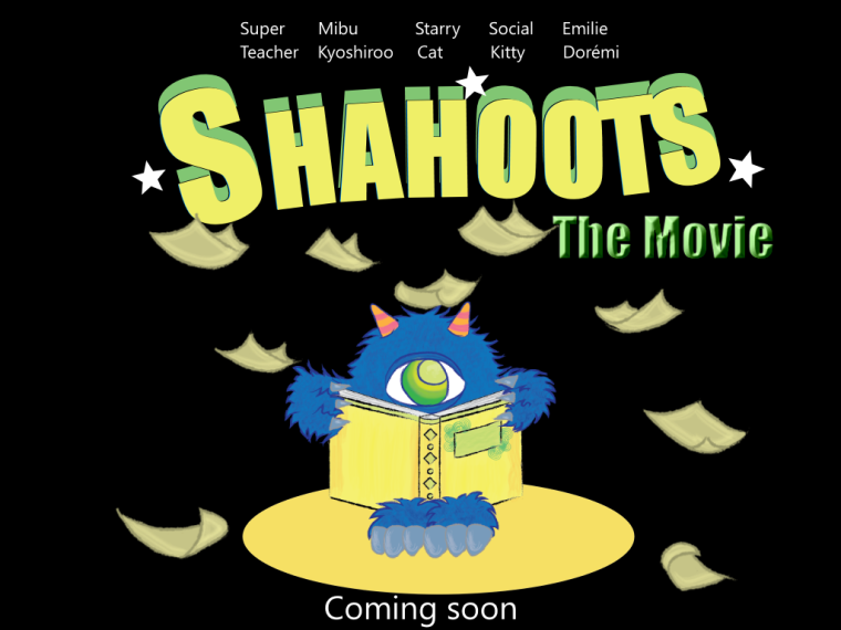 shahoots movie poster 3